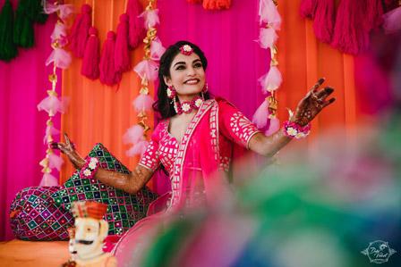 Canciones populares de bodas indias