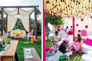 outdoor wedding venues in delhi |