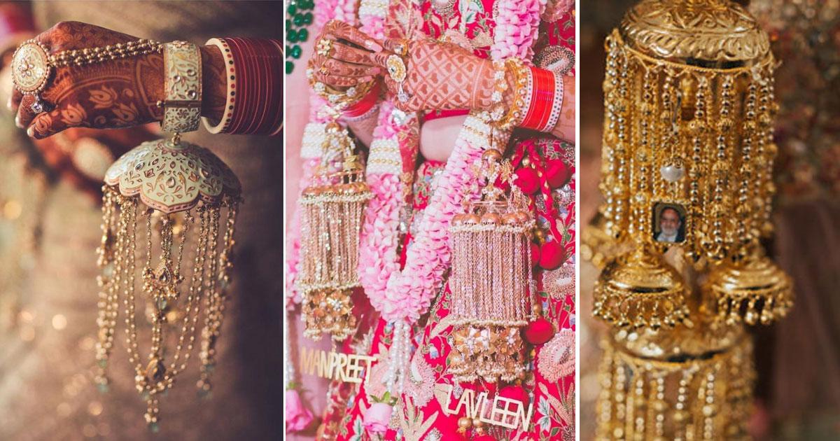 Pretty unique new kalira designs for 2019 Indian brides