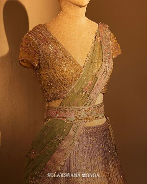 Indian brides   trending new ideas   Little Details to add to your wedding lehnga   Bridal fashion  