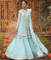 Gharara with kurti   Plazzo Pants   Bridal outfits   Add deatils   Embroidery 