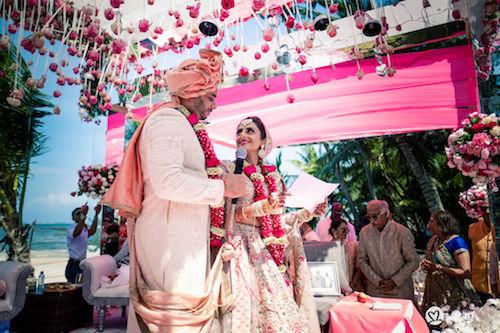 #pasha2019 | Beach wedding in Kenya | Paayal & Samir | Wedding photography | Couple photography