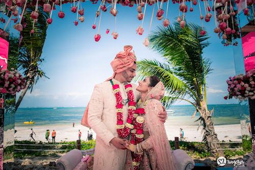#pasha2019 | Beach wedding in Kenya | Paayal & Samir | Just married |