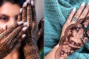 Karvachauth mehndi Designs | mehendi designs