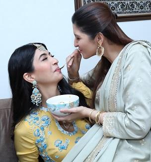 Roka in Mumbai | Bridal style | indian bridal wear |