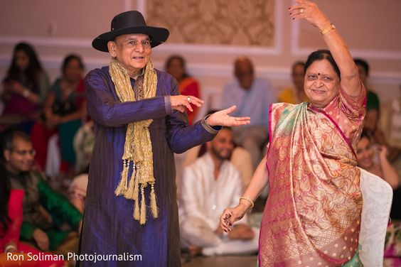 make your Grandparents feel special | grandparents at your wedding | daadi daada | #wittyvows #indianweddings