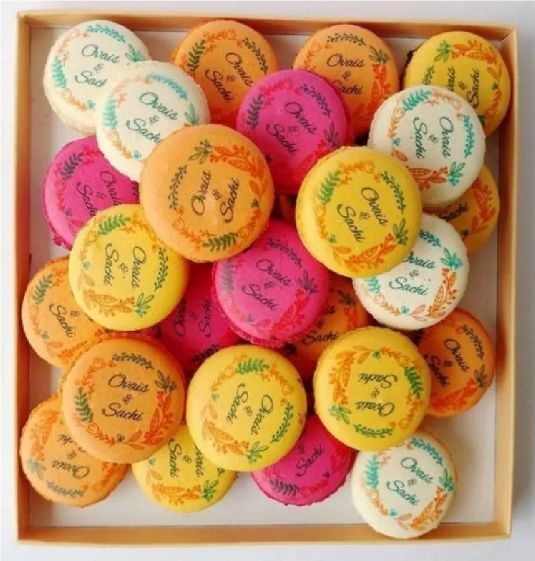 cookies | Trending New Ideas for Wedding Gifts