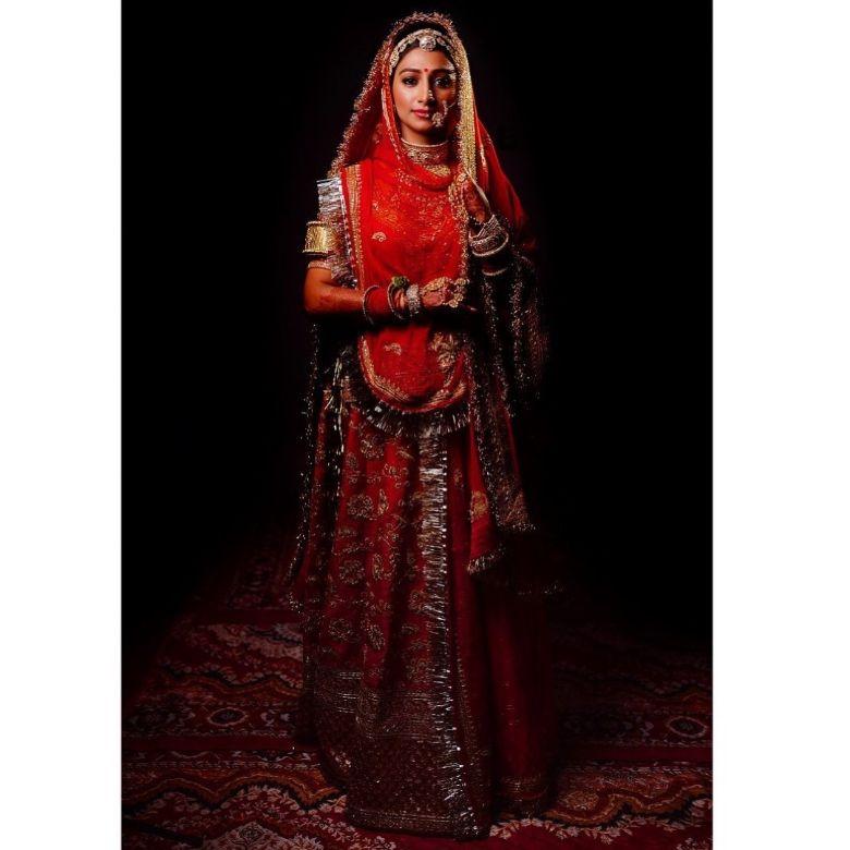 Mohena Kumari's Wedding Photos