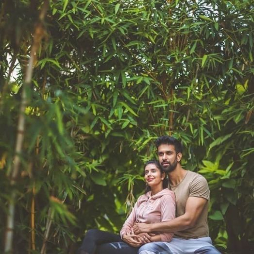 cozy pre-wedding shoot ideas | Celebrity Wedding Trends of 2019