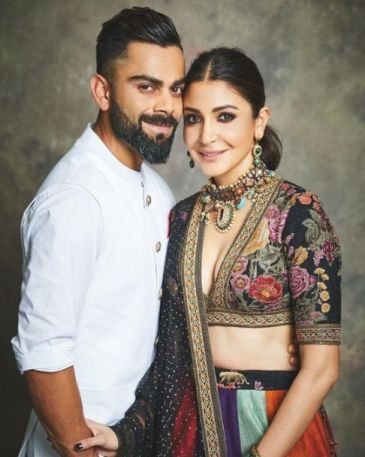 Anushka Sharma & Virat Kohli | Bollywood Couple according to sunsign