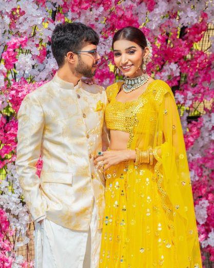 Indian Bloggers Wedding | Juhi GOdambe