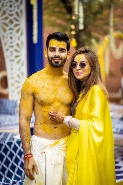 Kompal Matta | Indian Bloggers Wedding