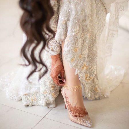 Stunning Wedding HEELS FOR A BRIDE