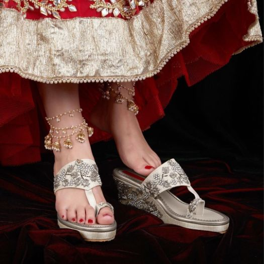 Wedding Shoes | platform heels
