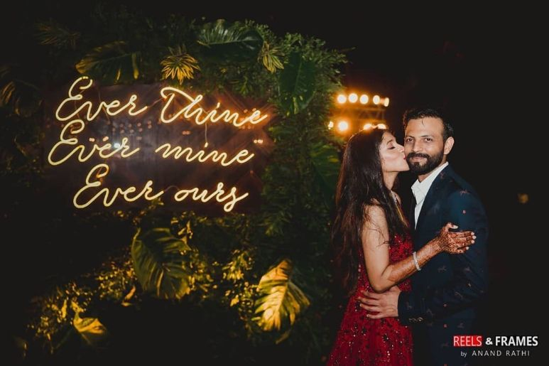 Indian wedding decoration | play decor goals with stunning lights