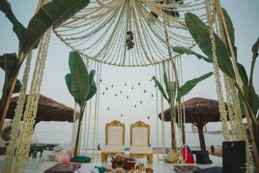 stunning south indian wedding decor ideas