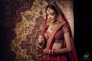 sabyasachi bride dolled up