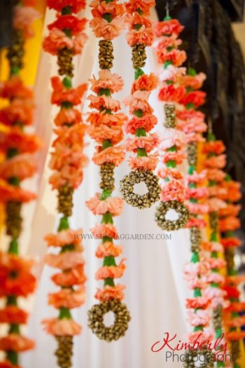 floral decorations at the ceiling at indian weddings | easy decorations for weddings  | marigold floral wedding decor at your home for indian weddings at 2020 | decorations for inidan wedding 2020| decoratons to do at your home during wedding floral string decor for home fucntions and indian weddings | floral decorations for indian weddings at home 2020 | decor ideas to diy at home for weddings | mehendi function #mehendidecor #diydecor indian wedding decor for home fucntions | wedding decor ideas for home wedding due to corona #decorideas #wittyvows #indianwedding #homeweddings #housewedding #indianbride  | diy floral decorati | decorating at your entrance