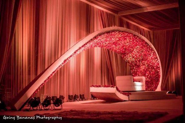 modern indian wedding decor Wedding Planning Checklists