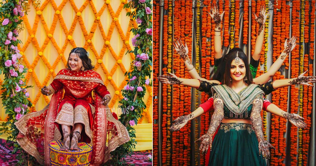 Mehendi ceremony | mehendi function | mistakes to avoid in indian wedding planning