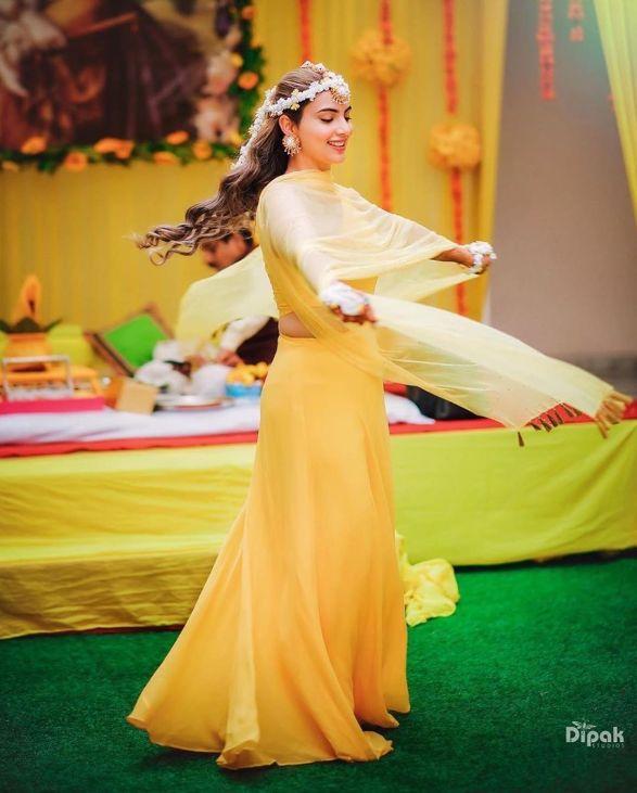 haldi outfit ideas | Wedding Trends for Haldi Ceremony