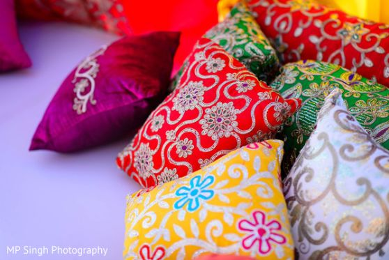 quirky cushions trending at Indian Weddings | Budget decor ideas to get fab wedding decoration with a tent wala also!