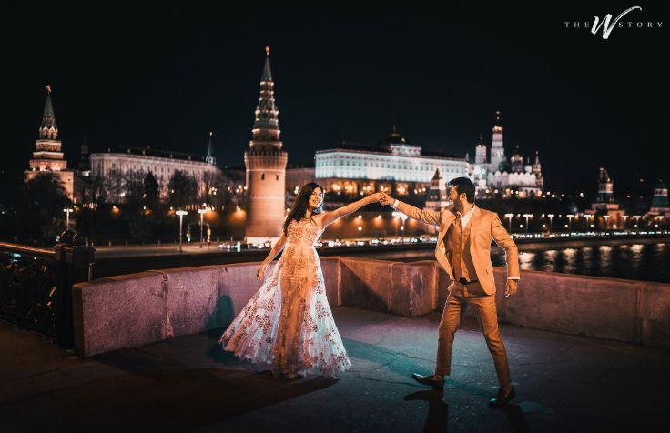 dreamy pre wedding shoot ideas