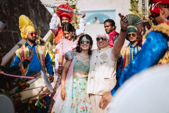 father of the bride | Destination Wedding in Jaipur