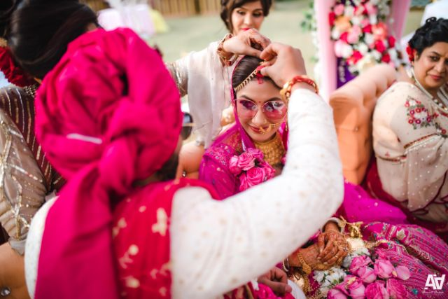 sindoor ceremony | indian wedding rituals | Fab Matching Outfit Ideas