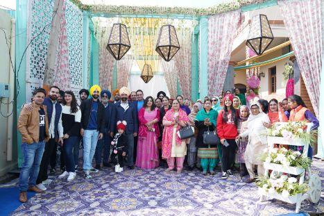 mehendi ceremony | indian wedding
