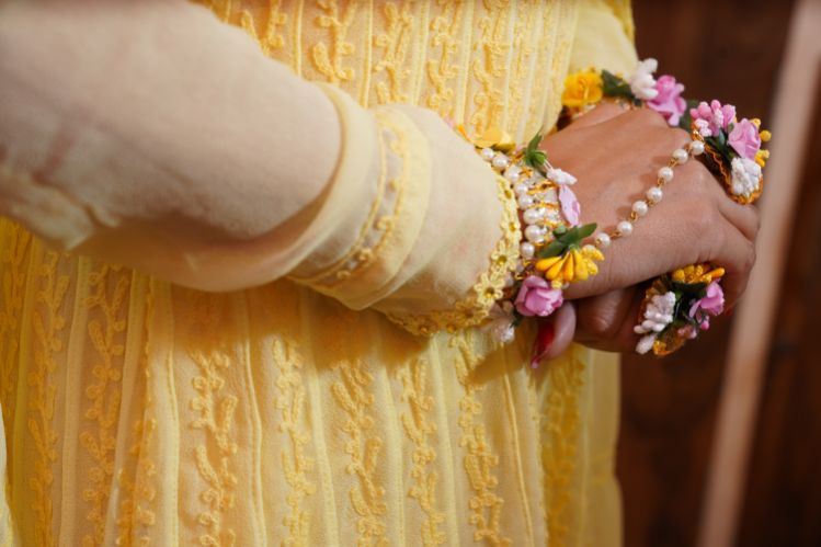 indian bridal jewellery | floral jewellery