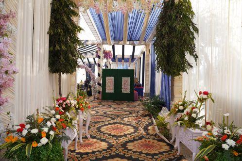 indian wedding entry | decoration goals