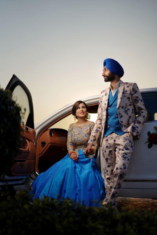 indian wedding couple shoot | Surprise Proposal