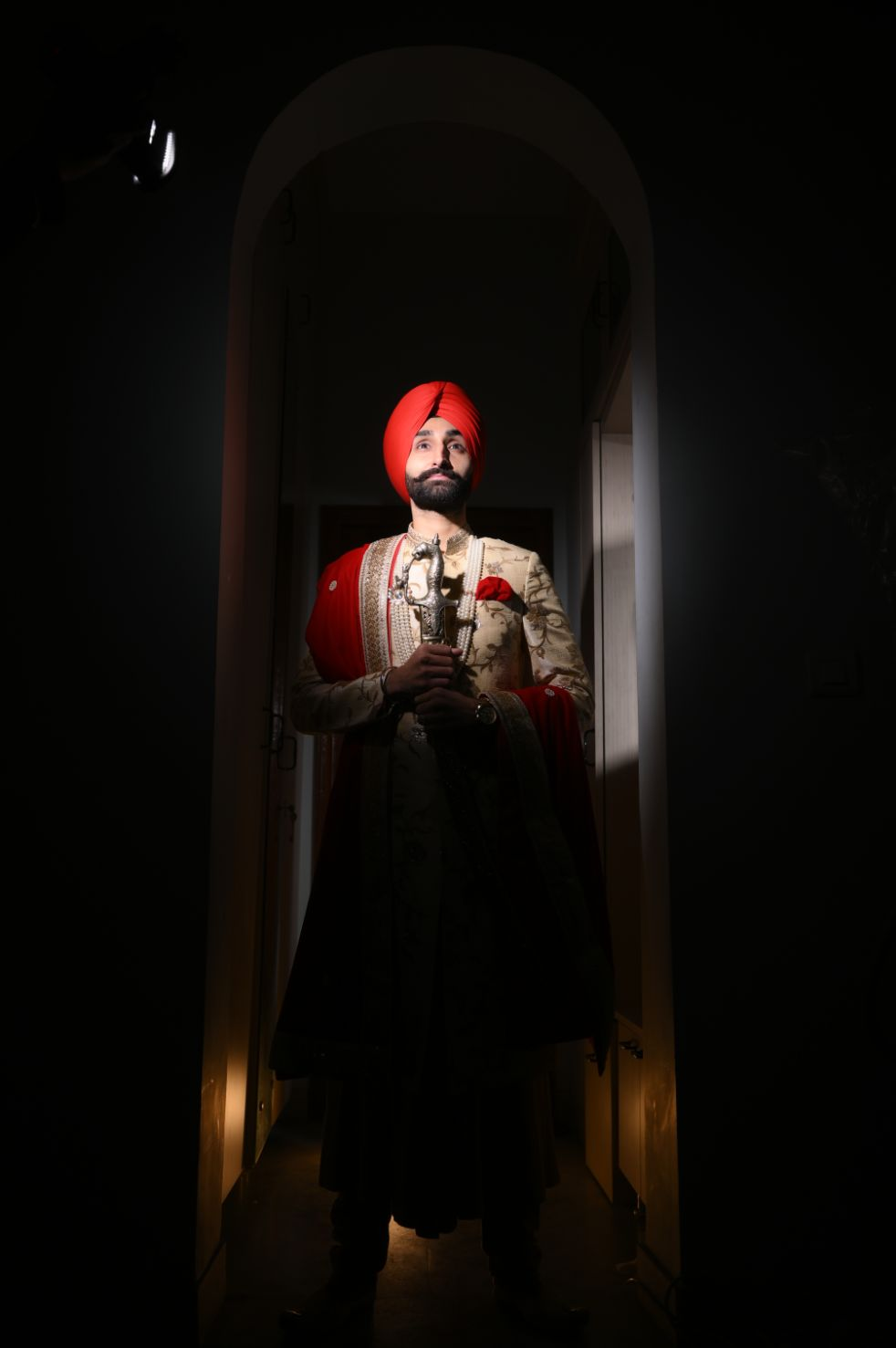 indian groom photography | wedding with a Surprise Proposal