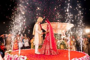 Nikita and Umang's Destination wedding in daman