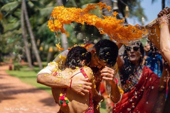 celebration at its best | wedding in Kerala