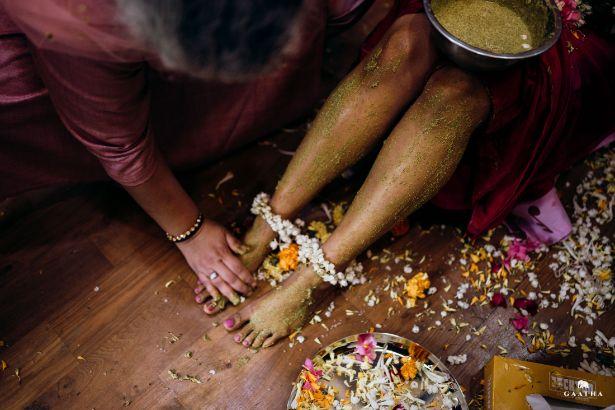 haldi ceremony rituals
