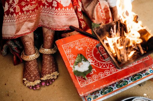 indian wedding diaries | eco friendly wedding