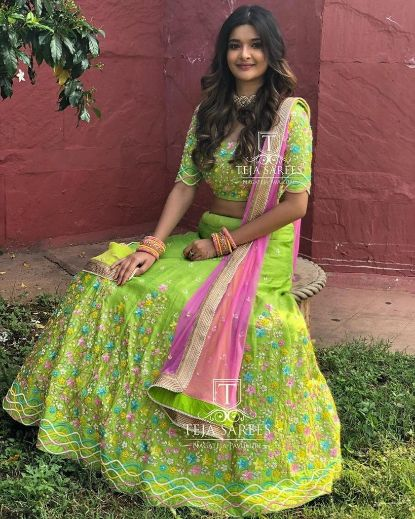 Top Lehenga Designs For Sister Of The Bride Witty Vows