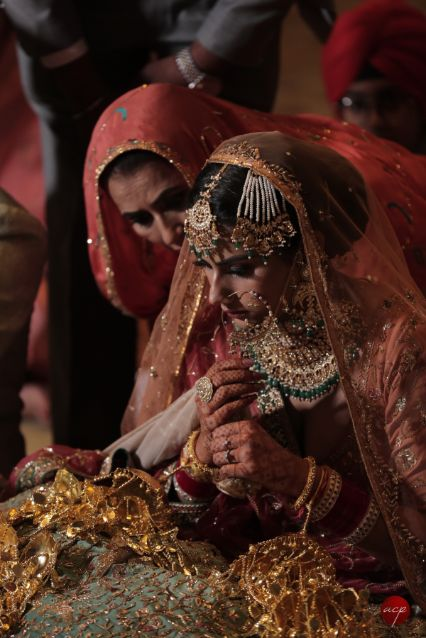 indian bride | bridal jewellery | mother of the bride