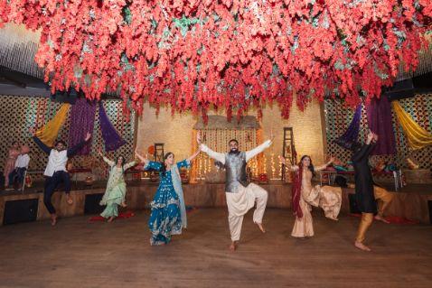 bhangra   dance   punjabi wedding