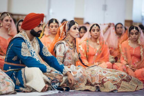 wedding ceremony   sikh wedding   Cutest Surprise Proposal Ideas