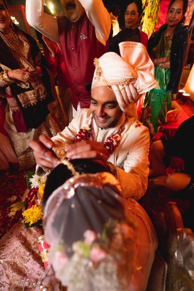 sindoor ceremony | Fun Jaipur Wedding