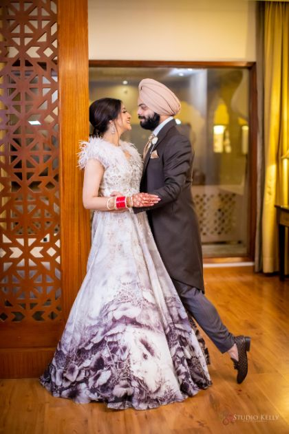 couple photo shooot | reception day | Stunning Reception Look
