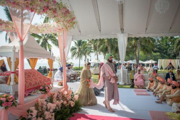 anand kraj rasam | Beach Wedding in Hua Hin
