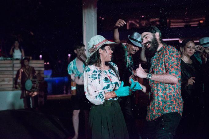 fun | dance | indian wedding functions
