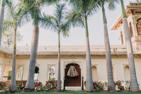 bridal lehenga photography | Destination Wedding in Udaipur