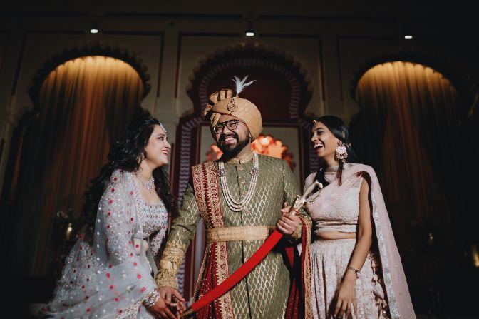 candid groom capture | Destination Wedding in Udaipur