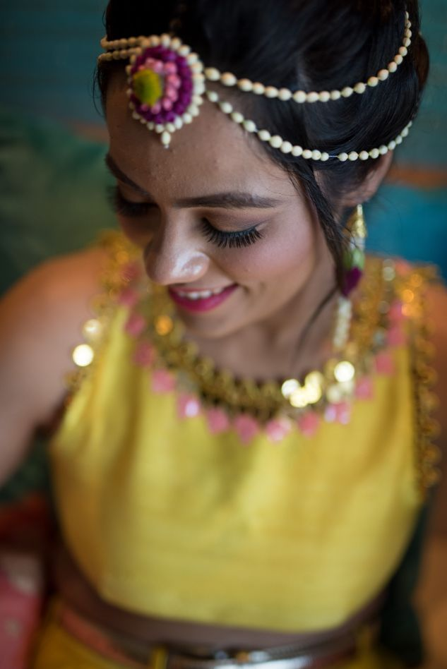 bridal jewellery | mehendi jewellery