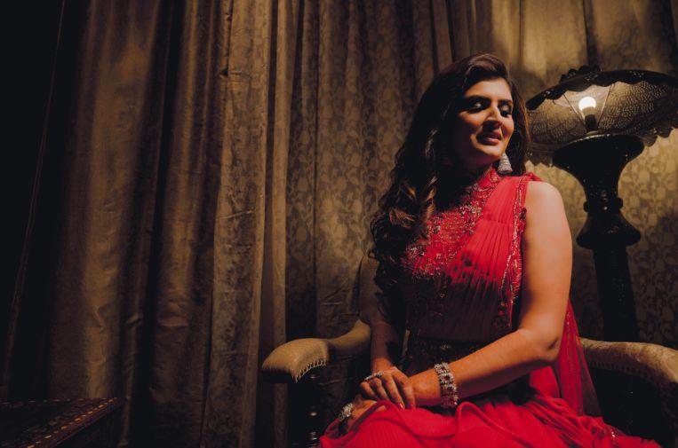 bridal photoshoot | saree photo shoot